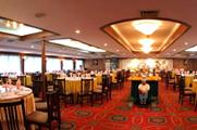 总统一号游轮餐厅