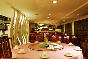 美维凯蕾号游轮餐厅