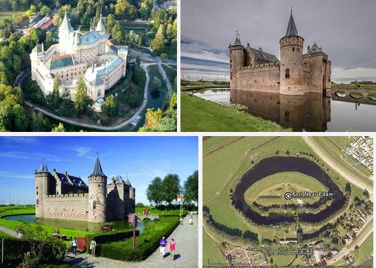 阿姆斯特丹防线上的堡垒