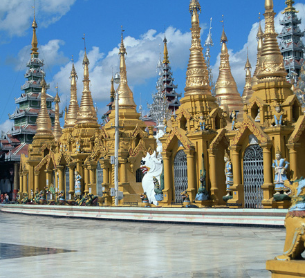重庆到泰国玉佛寺旅游