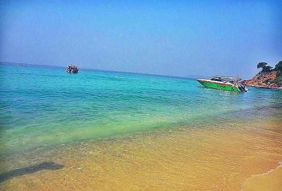 重庆到泰国芭堤雅月光岛