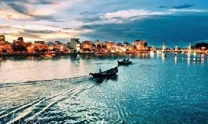 重庆出发越南下龙湾,天堂岛