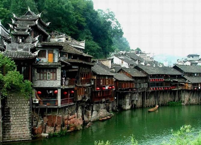 蚩尤九黎城旅游景点