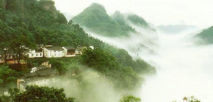 黄山、佛国九华山、宋代老街双飞5日游名山朝拜祈福休闲游