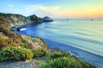 环游美国西海岸10日游重庆直飞洛杉矶,海航