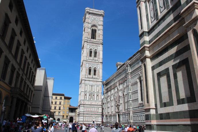 重庆到德法意瑞10天游景点-佛罗伦萨市区