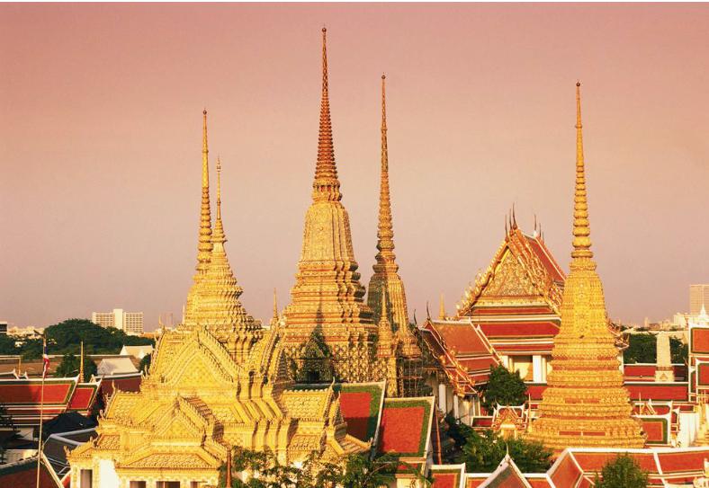 奢享泰国曼谷芭提雅6日游亚洲航空,重庆直飞曼谷