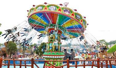 永川乐和乐都娱乐天堂+野生动物园1日游周末1日游