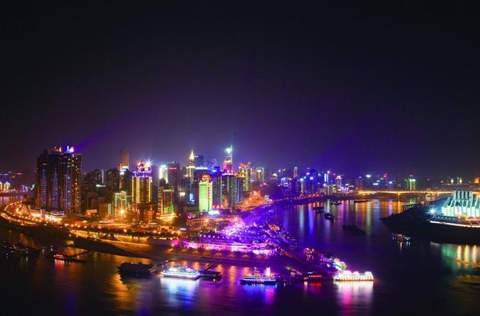 印象重庆+两江游船一日游巴山渝水,美食美景,一网尽收