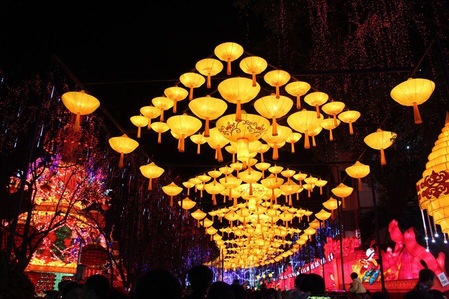自贡国际恐龙灯会-仙市古镇2日游第25届自贡国际恐龙灯会