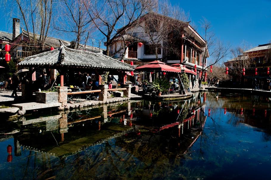 重庆旅游,束河旅游