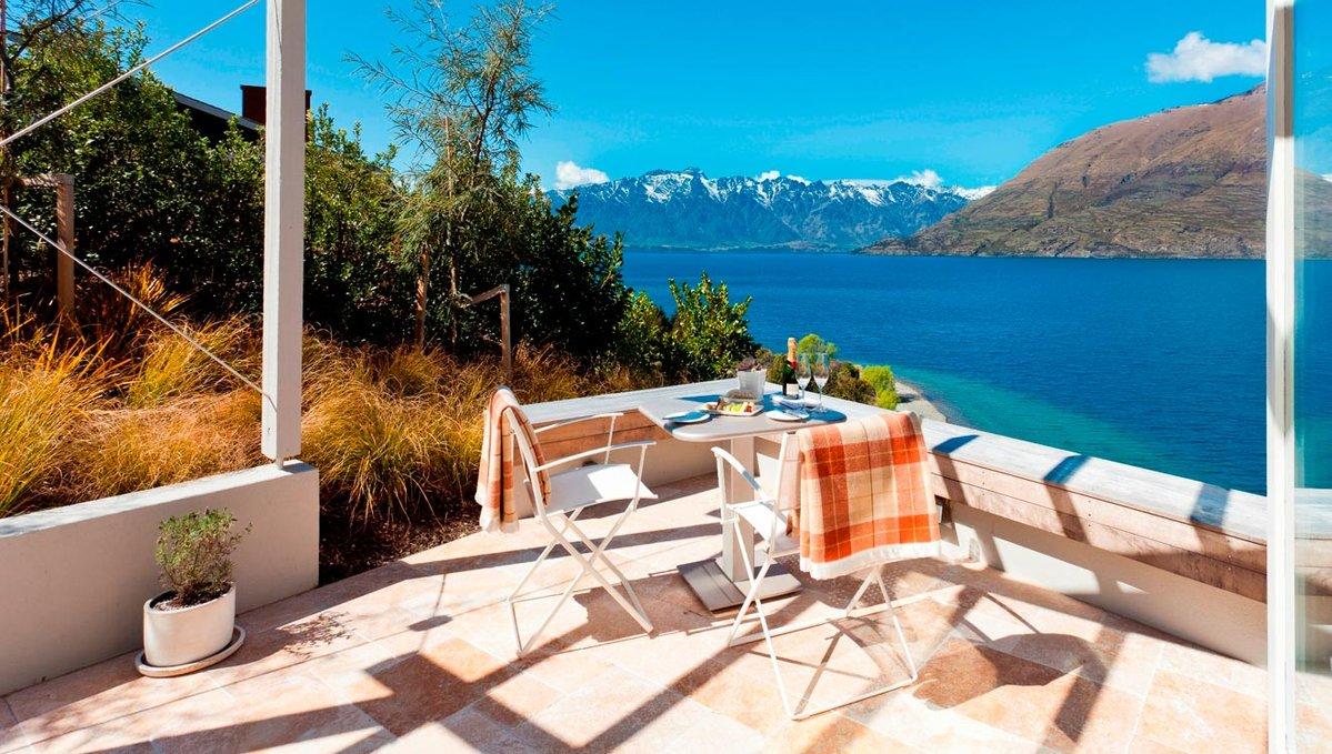 新西兰度假屋