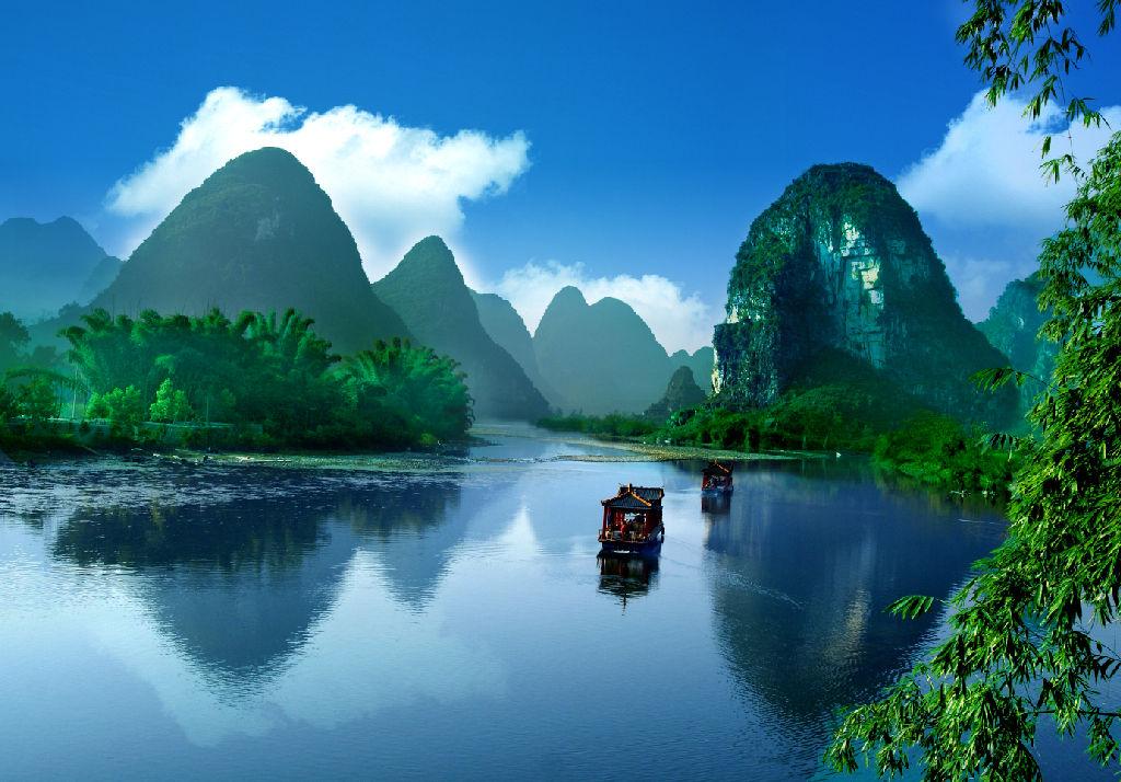 重庆旅行社桂林旅游