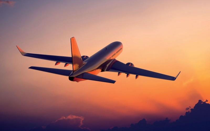 出行机票航班
