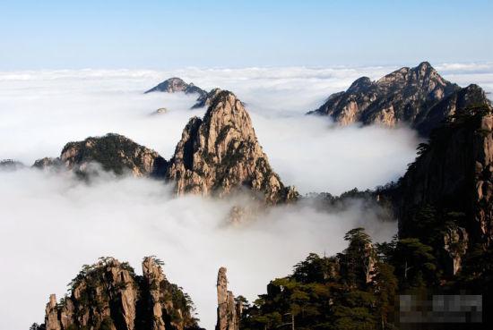 黄山旅游风景区