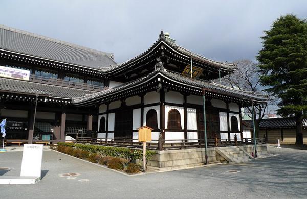 日本西本愿寺旅游