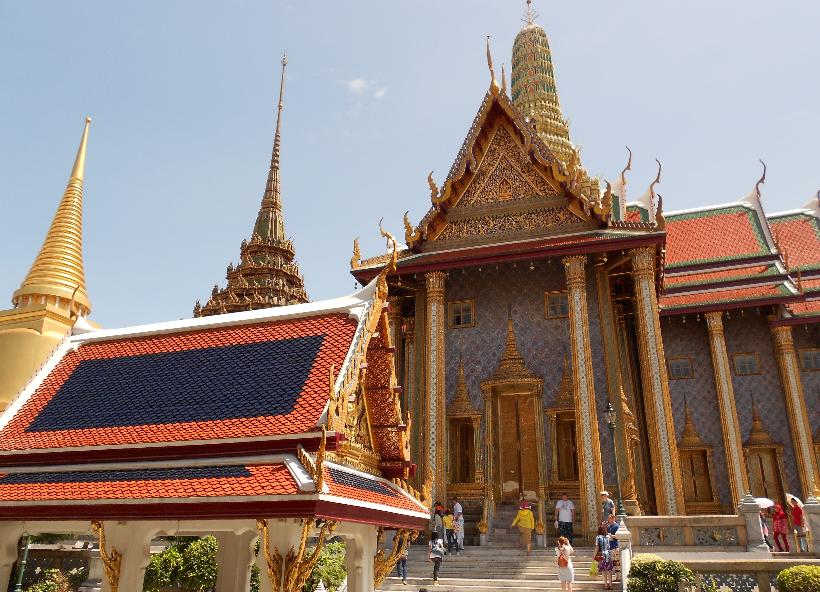 【曼记忆630】曼谷芭提雅6日游泰国微笑航空白班机