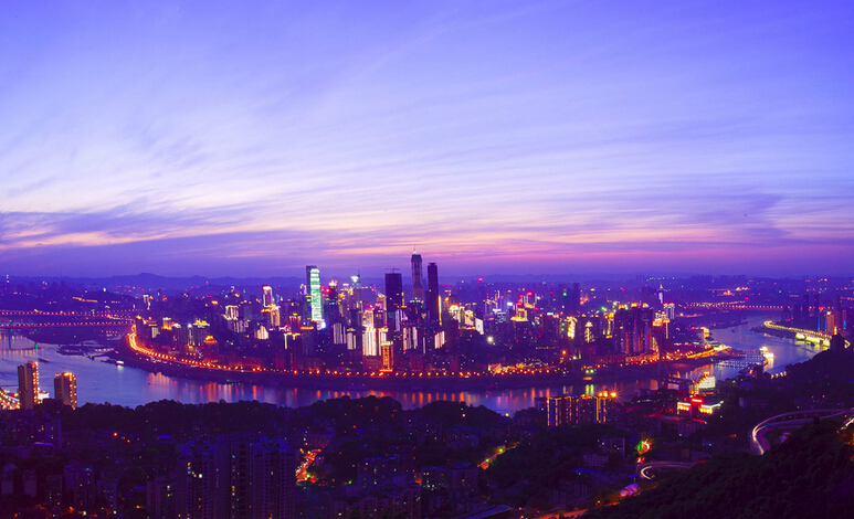重庆夜景游车游