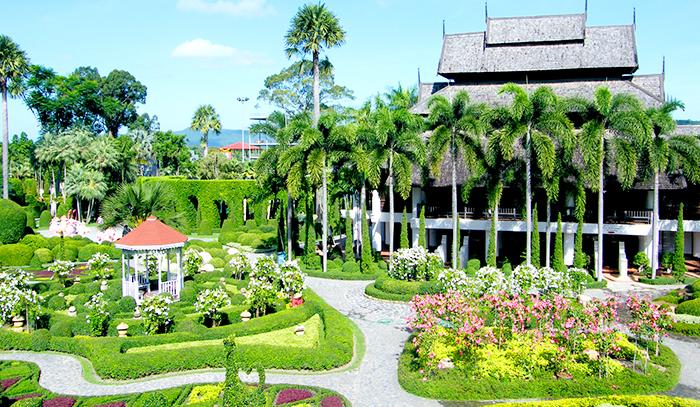 东芭热带植物园