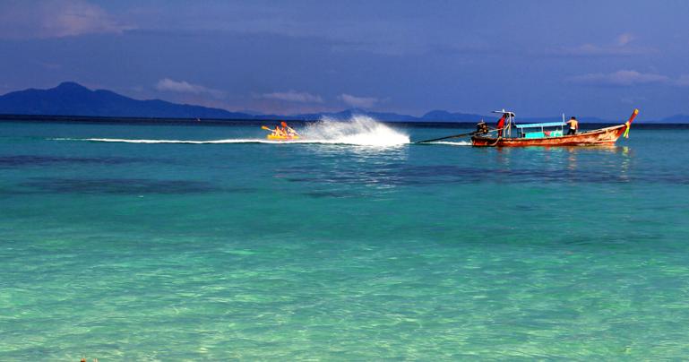 普吉岛2+3半自由行7日游自在普吉游
