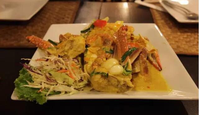 普吉岛旅游美食