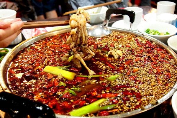 重庆火锅好吃吗?