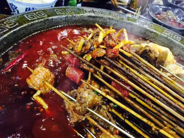 重庆串串香好吃吗?