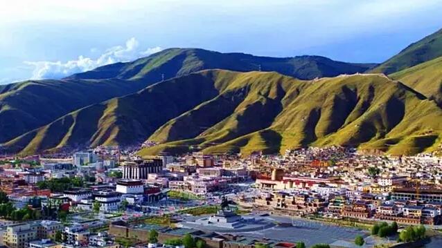 世界第三极,青藏高原的腹地
