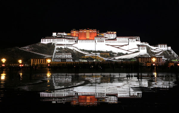 西藏旅游记