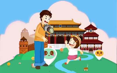 北京天安门-故宫-清华大学-八达岭-颐和园纯净亲子双飞5日游青春纪念册
