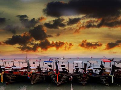 唯美普吉岛奢华海景6日游南航优质航空航班,重庆直航普吉