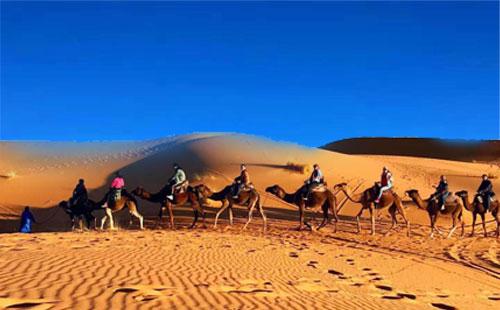 QR摩洛哥撒哈拉沙漠观星11日之旅重庆出发