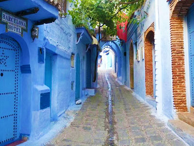 歐洲西班牙+葡萄牙+摩洛哥3國15日游尋找摩洛哥
