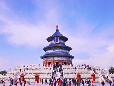 北京<北海公园+故宫+长城颐和园>双动/双飞5日游皇家纯净