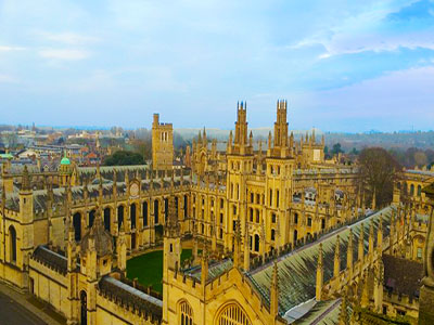 牛津大学4