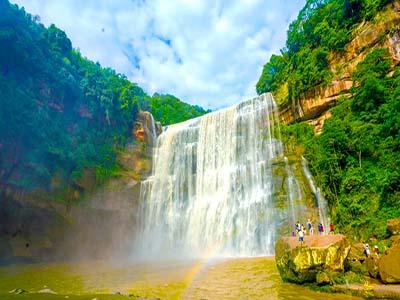 贵州赤水大瀑布