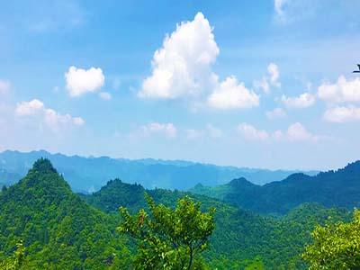 贵州娄山关