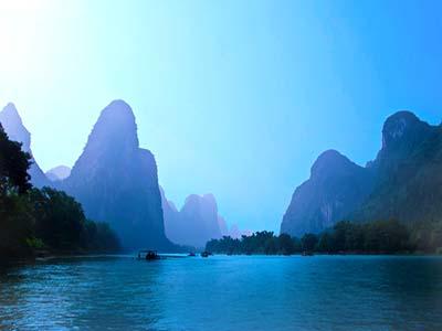广西桂林-龙胜<龙脊梯田>-阳朔双动/双飞5日游龙脊无忧 印象
