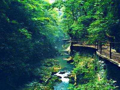 恩施石门河3