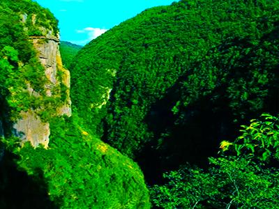 恩施石门河2