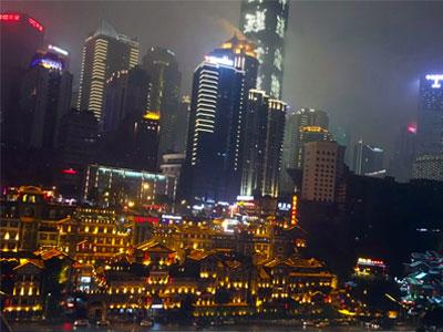 重庆市内<长江索道+磁器口+李子坝>纯玩一日游【品味巴渝】【品味巴渝】