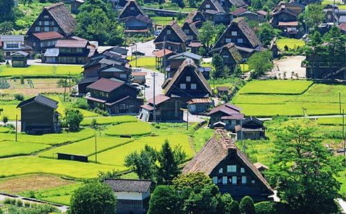 日本北陆米其林白川乡半自由行6日深度之旅探访日本的童话世界
