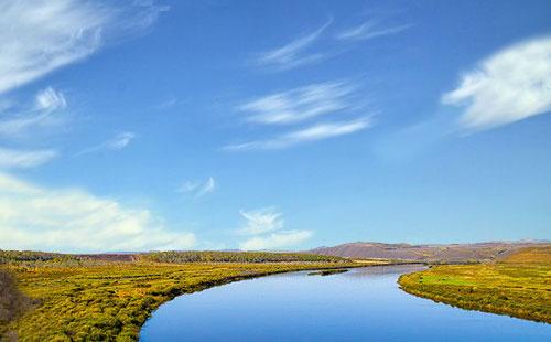 哈尔滨-海拉尔-满洲里-呼伦贝尔草原-漠河-北极村双卧12日游漠北草原