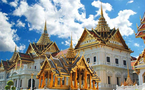 泰国曼谷-芭提雅-梦幻岛双飞6天风味之旅美食之星