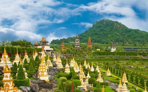 曼谷+芭提雅揽胜双飞6日游泰国狮子航空盛大起航