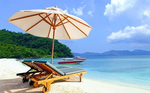 泰国曼谷+芭提雅+金沙岛+月光岛特色双飞6日游天天630