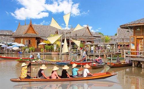 泰国曼谷-芭提雅-普吉岛纯享之旅8日游泰国三部曲