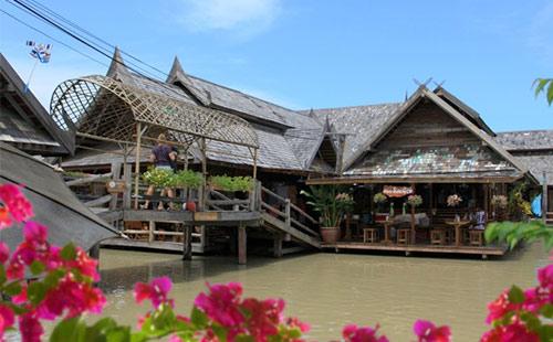 泰国曼谷+芭提雅+沙美岛高端纯玩6日游百变大咖