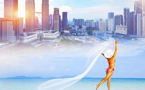 普吉+新加坡+马来西亚品质10日游缤纷串游