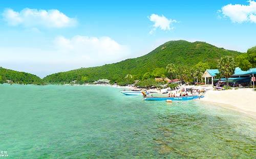 普吉岛帝王岛+珊瑚岛双岛双飞6/7日跟团游海岛奇遇记